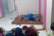 Santap Lontong Sayur Saat Bukber, Puluhan Santri di Bekasi Keracunan