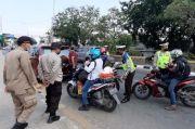 200 Pemudik Diberhentikan di Jalur Pantura Perbatasan Karawang