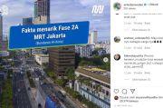 Anies Ungkap Fakta Menarik MRT Fase-2, Netizen: Wow Keren
