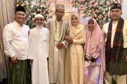 Selebritas dan Netizen Banjiri Foto Pernikahan Ustadz Abdul Somad dengan Doa