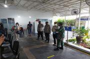 Antisipasi TKI Mudik Lewat Batam, Kapolresta dan Dandim Awasi Pelabuhan