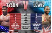 Mike Tyson vs Lennox Lewis: Komparasi 2 Raja, Siapa Lebih Bengis?
