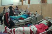Usai Bukber Hajatan Desa, Puluhan Warga Magetan Keracunan