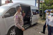 Nekat Bawa Pemudik, 3 Travel Gelap Terjaring Razia di Semarang