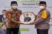 Kapolda Metro Jaya Beri Bantuan Pemberdayaan Ekonomi Umat di Masjid Cut Meutia