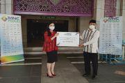 MNC Peduli Salurkan Bantuan Ramadhan untuk Masjid Bimantara dan Masjid Raudhatul Jannah RCTI
