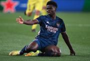 Saka: 10 Pemain Arsenal Masih Lebih Baik dari Skuat Lengkap Villarreal