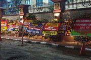 Densus Tangkap Munarman, Mabes Polri Banjir Karangan Bunga