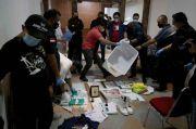 Polri Sebut Cairan di Bekas Markas FPI Berpotensi Dibuat Peledak