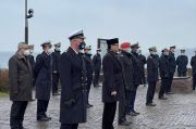 Ikut Berduka, Kru Kapal Selam Jerman Gelar Upacara untuk Awak KRI Nanggala 402