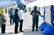 KSAL: Kehadiran Presiden Jadi Semangat bagi Keluarga KRI Nanggala 402