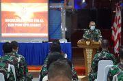 Lantamal III Sosialisasikan Penyediaan Perumahan Prajurit Melalui Dinas PPMD