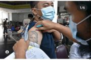 Ratusan Warga Jakarta Timur Ikuti Program Hapus Tato
