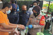 Sembunyikan 500 Gram Sabu dalam Sandal, Penumpang dari Medan Tertangkap di Bandara Soetta