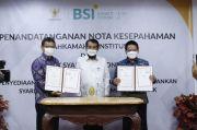 Permudah Transaksi Keuangan, BSI Sediakan Layanan Perbankan Bagi MK