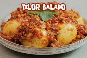 Rekomendasi Menu Buka Puasa Hari Ini: Resep Telur Balado dan Es Campur Susu Melon ala Chef Ade Koerniawan