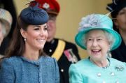 Ratu Elizabeth II Dikabarkan Beri Gelar Putri pada Kate Middleton