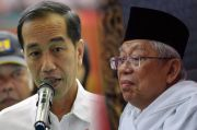 Jokowi dan Maruf Amin juga Dapat THR Loh, Berapa Jumlahnya?