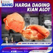 Harga Daging Kian Alot, Selengkapnya di iNews Siang Jumat Pukul 11.00 WIB