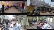 Bak Malaikat Penolong, Masjid di India Jadi Bangsal Perawatan COVID-19