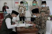 Ridwan Kamil Tunaikan Zakat Mal Lewat Baznas Jabar