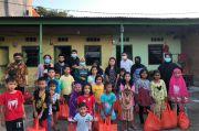 Yayasan Lentera Negeri Ajak Anak Binaan Kelas Antang Buka Puasa Bersama