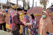 Pemkab Wajo Salurkan Bantuan untuk Korban Kebakaran di Jalan Merpati