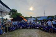 Kakanwil Kemenkum dan HAM Sumatera Utara Resmikan Sekolah NKRI di LPKA Medan