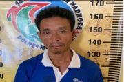 Sembunyikan Sabu Dalam Lemari, Warga Mura Ini Diborgol Polisi