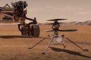 Helikopter Mini NASA di Mars Gagal Lakukan Penerbangan Keempat