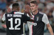 Sadar Posisi, Juventus Target Runner-up