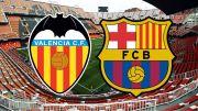 Preview Valencia vs Barcelona: Blaugrana Enggan Tergelincir Lagi