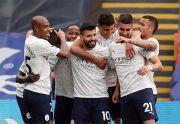 Manchester City di Ambang Gelar Juara Liga Inggris Usai Bungkam Crystal Palace