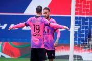 Lagi, PSG Kudeta Lille Usai Kalahkan Lens