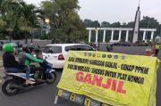 Ganjil Genap Akhir Pekan di Bogor, Puluhan Kendaraan Diputarbalik