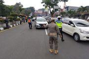 2 Jam Ganjil Genap di Bogor, 2.361 Kendaraan Diputarbalik