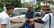 Berkah Ramadhan, DPW Partai Perindo Jambi Bagikan Ratusan Takjil dan Nasi Kotak