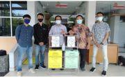 Dumask, Inovasi Kolaborasi Kampus Atasi Limbah Masker Medis dan Sarung Tangan