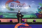 Anugerah Desa Wisata, Sandi: Ini Bisa Jadi Lokomotif Pemulihan Ekonomi Desa