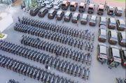 TNI AD Punya 547 Kendaraan Dinas Baru