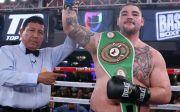 Petinju Meksiko Andy Ruiz Jr Terancam Sanksi jika Tampil di Olimpiade