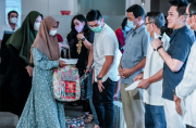 75 Pegolf Indonesia Berlaga di Turnamen Amal SHGC