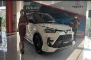 Belum Ada Harga, Pemesanan Toyota Raize di Jatim Tembus 130 Unit