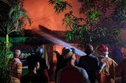 Ditinggal Bukber, Rumah di Mojokerto Ludes Terbakar