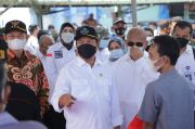 Menteri KKP Trenggono Dorong Pengembangan PPN Brondong