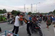 Medan Kembali Mencekam, Tawuran Antar Pemuda Pecah di Jalan Raya