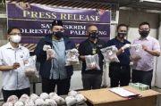 Gudang Penyimpanan Ikan Giling Digerebek, Polisi Temukan 8,3 Ton Daging Berformalin