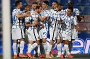 Tekuk Crotone, Inter Tinggal Seujung Kuku Raih Scudetto