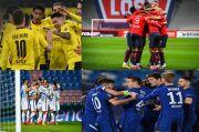 Hasil Pertandingan Sepak Bola: Dortmund Tantang Leipzig di Final DFB Pokal, Lille Depak PSG