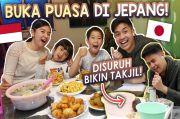 Suasana Kekeluargaan Buka Puasa di Jepang ala Mahasiswa Jerome Polin